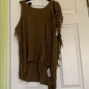 NWOT Free People top size M